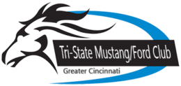 Tri State Mustang/Ford Club Logo