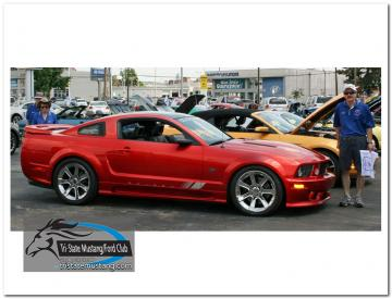 Jims Lizstick Supercharged Saleen