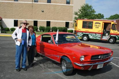 Tristate Mustang Club Brenda Farrel