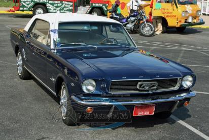 Tristate Mustang Club Darwin's-66