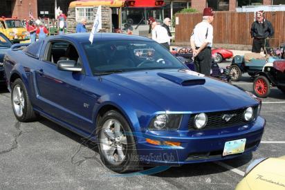 Tristate Mustang Club Davids 07 GT