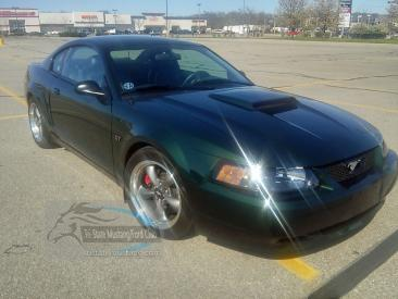 Tristate Mustang Club Ricks 01 Bullitt